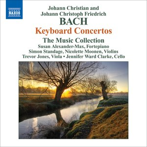 Image for 'Bach, J.C.: Keyboard Concertos, Op. 13, Nos. 2, 4 / Bach, J.C.F.: Keyboard Concertos, B. C29, C30 (Attrib. To J.C. Bach) (The Music Collection)'