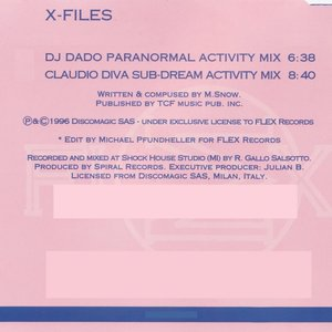 Imagen de 'X Files - Single'