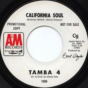 Imagem de 'California Soul'