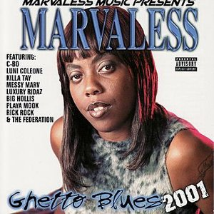 Image for 'Ghetto Blues 2001'
