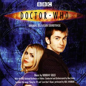 Image for 'Doctor Who OST'