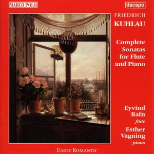 Image for 'Kuhlau: Sonatas for Flute and Piano (Complete)'