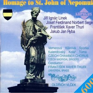 Image for 'Homage to St. John of Nepomuk'