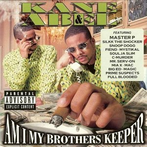 Image for 'Am I My Brothers Keeper'