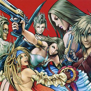 Bild för 'FINAL FANTASY X-2 Original Soundtrack'