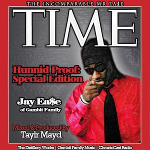 Image for 'Hunnid Proof (Special Edition) - T.I.M.E. [Jay Ea$e]'