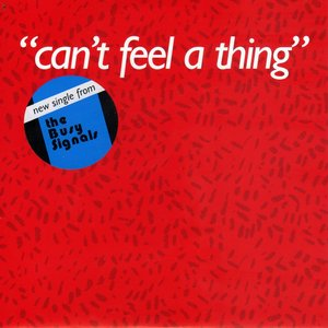 Image for 'Can't Feel A Thing 7'''