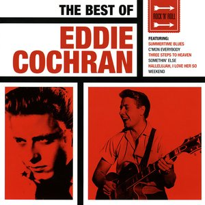 Image pour 'The Best Of Eddie Cochran'