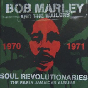 Image for 'Soul Revolutionaries: The Early Jamaican Albums'