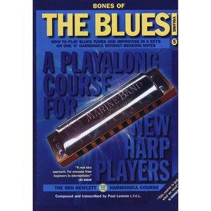 Image for 'Bones of the Blues'