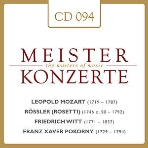 Image for 'Mozart - Rössler - Witt - Pokorny'