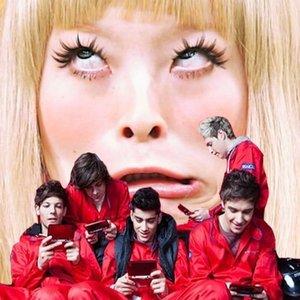 Bild für 'Kyary + One Direction'