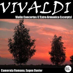 Image for 'Vivaldi: Violin Concertos (L'Estro Armonico Excerpts)'