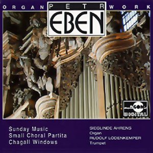 Image pour 'Small Choral Partita For Organ - Theme'