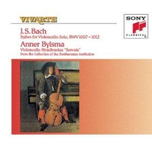 Imagen de 'Bach: The Six Unaccompanied Cello Suites, BWV 1007-1012'