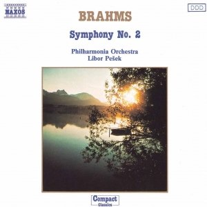Image for 'BRAHMS : Symphony No. 2'