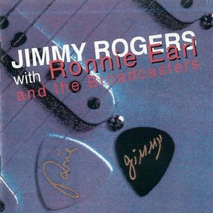 Image pour 'Jimmy Rogers With Ronnie Earl And The Broadcasters'