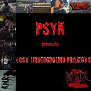 Image for 'Lost Underground Projects'