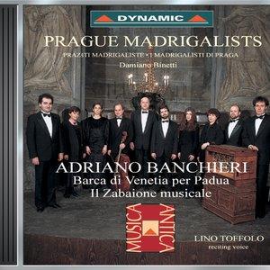 Image for 'Banchieri: Barca Di Venetia Per Padua / Il Zabaione Musicale'