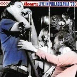 Image for 'Live in Philadelphia '70'