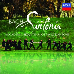 Image pour 'Bach, J.S.: Sinfonia'