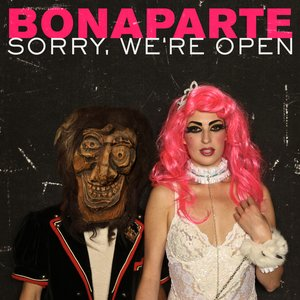 Immagine per 'Sorry, We're Open'