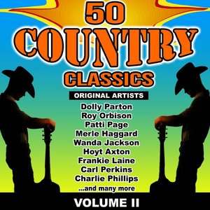 Image for '50 Country Classics, Vol. 2'