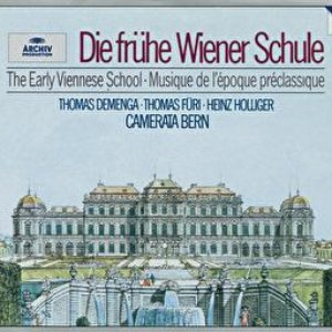 Image for 'Thomas Füri - The Early Viennese School'
