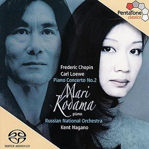 Image for 'CHOPIN: Piano Concerto No. 2 / LOEWE: Piano Concerto No. 2'