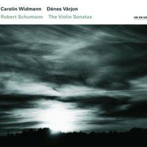Imagen de 'Schumann: Violinsonaten'