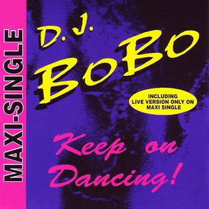Image for 'Keep On Dancing (Classic Club Mix)'
