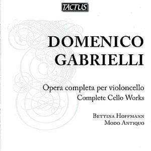 Image for 'Gabrielli: Complete Cello Works'