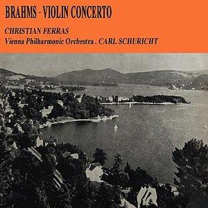 Image for 'Brahms Violin Concerto'