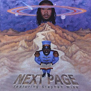 Image for 'NEXT PAGE featuring STEPHEN WISE'