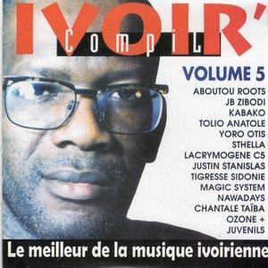 Image for 'Ivoir' Compil, Vol. 5 : 14 tubes (Le meilleur de la musique ivoirienne)'