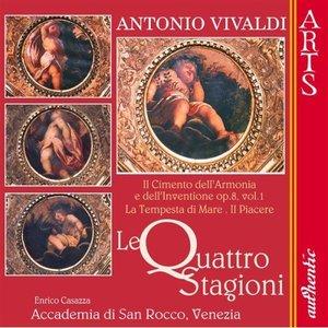 Image for 'Concerto In Mi Bemolle Maggiore Op.8 No.5 Rv253, F.I/26, La Tempesta Di Mare: II. Largo'