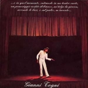 ...e in quel momento, entrando in un teatro vuoto, un pomeriggio vestito di bianco, mi tolgo la giacca, accendo le luci e sul palco m'invento...