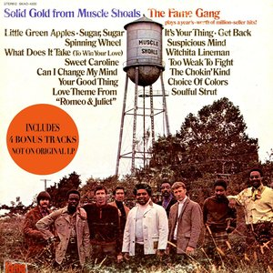 Image pour 'Solid Gold From Muscle Shoals (Expanded Edition)'