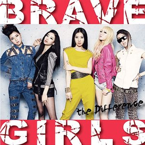 Image for 'Brave Girls: The Difference'