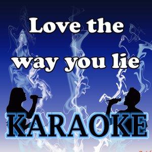 Image for 'Love the way you lie Karaoke'