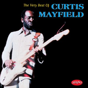Bild für 'The Very Best of Curtis Mayfield'