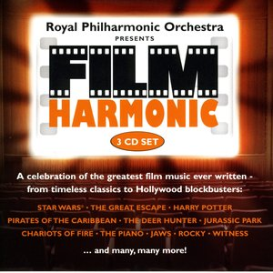 Image for 'Film Music - Williams, J. / Barry, J. / Bacharach, B. / Nyman, M. / Lloyd Webber, A. / Armstrong, C. (Film Harmonic) (Royal Philharmonic)'