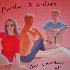 Bild für 'Apes in Aeroplanes EP'