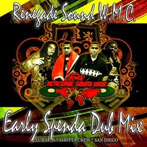 Bild für 'The Early Spenda Dubplate Mix'