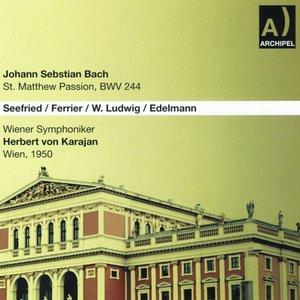 Image for 'St Matthew Passion, BWV 244 : Erste Teil, Was mein Gott will'
