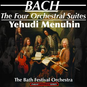 Image for 'Bach: The Four Orchestral Suites (Remastered)'