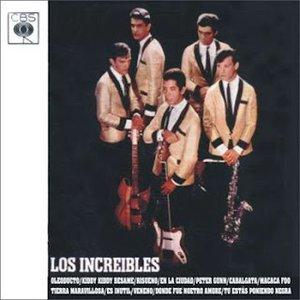 Image for 'Los Increibles'