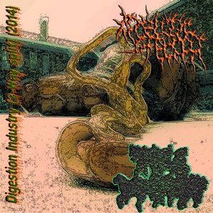 Bild för 'Triple Dewormint / The Castrull Of Borsch - Digestion Industry [2-way split]  (2014)'