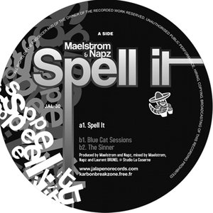 Image for 'Spell It'