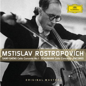 Imagem de 'Rostropovich: Early Recordings'